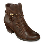 Women Brown All Boots For Shoes Jcpenney