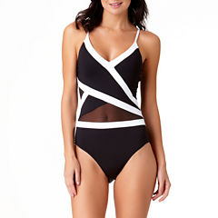 Liz Claiborne One Piece Swimsuit