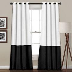 Block Room Darkening Curtain Panel