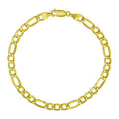 Made in Italy 18K Yellow Gold 8½