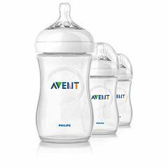 Philips Avent 3-pc. Baby Bottle