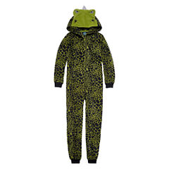 Green Dinosaur Blanket Sleeper - Boys 4-20
