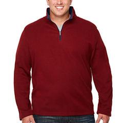 IZOD Lightweight Fleece Jacket - Big and Tall