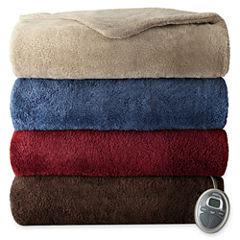 Sunbeam® SlumberRest LoftTec™ Heated Blanket