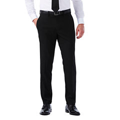 Haggar Slim Fit Flat Front Pants