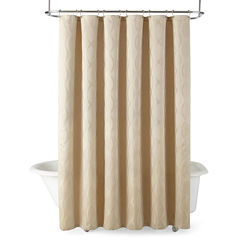 Liz Claiborne® Marlena Ogee Shower Curtain