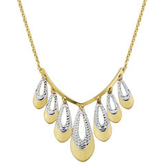 14K Statement Necklace
