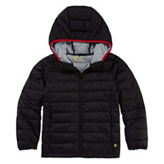 Xersion™ Packable Jacket - Boys Preschool 4-7
