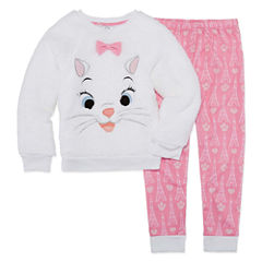 Disney 2-pc. Mickey and Friends Pajama Set Girls