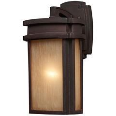 Elk Lighting Sedona Outdoor Sconce Light