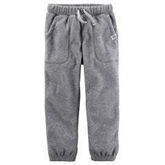 Carter's Knit Jogger Pants - Toddler Boys