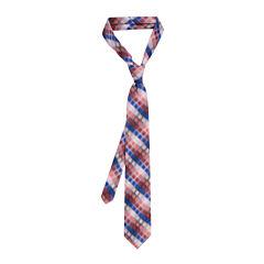 Van Heusen® Tie Right Rounded Diamond Tie