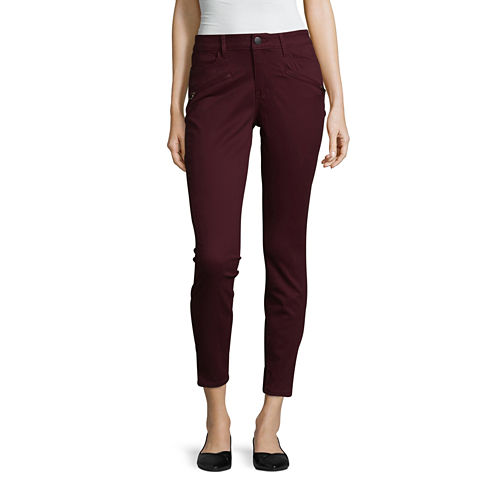 a.n.a Zip Pkt Twill Jegging