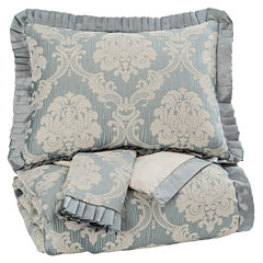 Signature Design by Ashley® Joisse 3-Piece Comforter Set