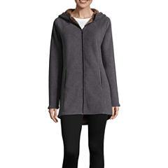 St. John's Bay Active Heavyweight Fleece Jacket