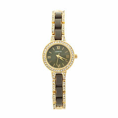 Geneva Womens Gray Bracelet Watch-Jcp2961