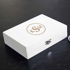 Cathy's Concepts Personalized Decorative Wooden Box