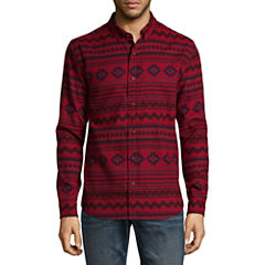 Levi's® Oswald Long Sleeve Flannel Shirt