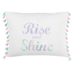 Frank and Lulu Rise and Shine Throw Pillow