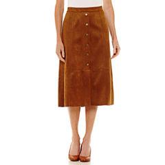 Lark Lane Fall Festival A-Line Skirt