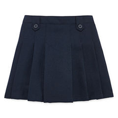AZ Pleated Skort - Preschool Girls 4-6x