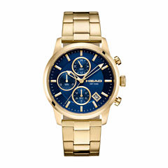 Head Match Point Mens Yellow Bracelet Watch-He-004-05