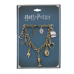 Universal Womens Harry Potter Charm Bracelet