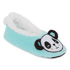 Total Girl Sleep Over Shop Girls Ballerina Slippers