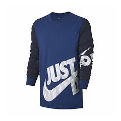 Nike Long Sleeve Graphic T-Shirt