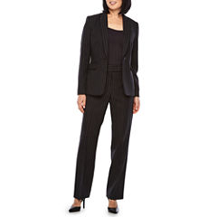 Chelsea Rose Long Sleeve Suit Jacket or Straight Pant