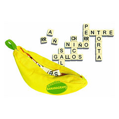 Bananagrams Spanish Bananagrams