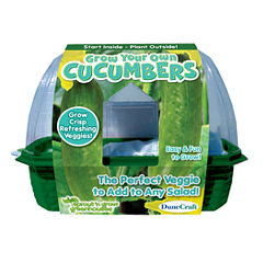 Dunecraft Sprout 'n Grow Greenhouse - Grow Your Own Cucumbers