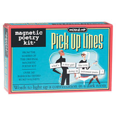 Magnetic Poetry Magnetic Poetry Kit: Mixed Up PickUp Lines