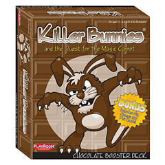 Playroom Entertainment Killer Bunnies and the Quest for the Magic Carrot: Chocolate Booster Deck
