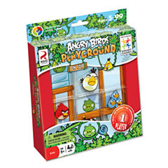 Smart Toys and Games Angry Birds Playground - On Top