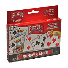 US Playing Card Company Bicycle Rummy Games