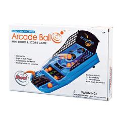 Westminster Inc. Desktop Challenge - Arcade Ball Mini Shoot & Score Game
