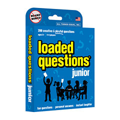 All Things Equal Loaded Questions Junior