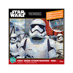 Buffalo Games Star Wars Photomosaics - First OrderStormtroopers: 1000 Pcs