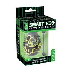 BePuzzled Smart Egg Labyrinth Puzzle - Space Capsule