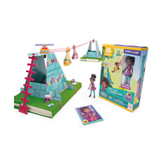 GoldieBlox Ruby's Sky-High Cable Car ConstructionToy