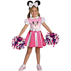 Minnie Mouse Cheerleader size S(46X)