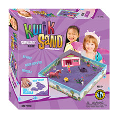 Be Good Company KwikSand Play Set - Fairyland Flowers