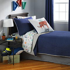 Frank and Lulu Color Splash Quilt & Accessories