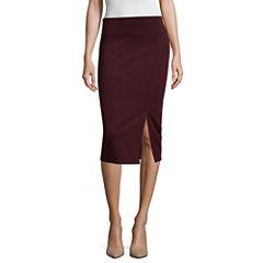 Worthington® Pencil Skirt - Plus
