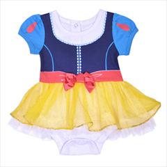 Snow White Tutu Bodysuit - Baby