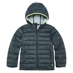 Xersion Puffer Jacket - Boys Husky