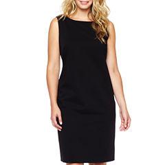 Liz Claiborne® Sleeveless Dress - Plus