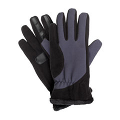Isotoner Woven Cold Weather Gloves