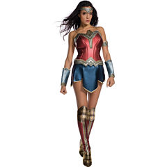 Wonder Woman 8-pc. Wonder Woman Dress Up CostumeWomens